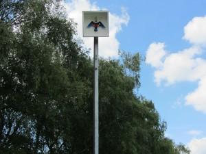 Schützenfest Lippstadt Bad Waldliesborn - beilspielhafte Vogelstange