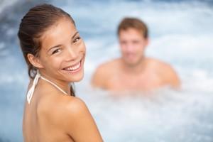 Saunalandschaft Lippstadt Thermalbad schwimmen für Hotelgäste