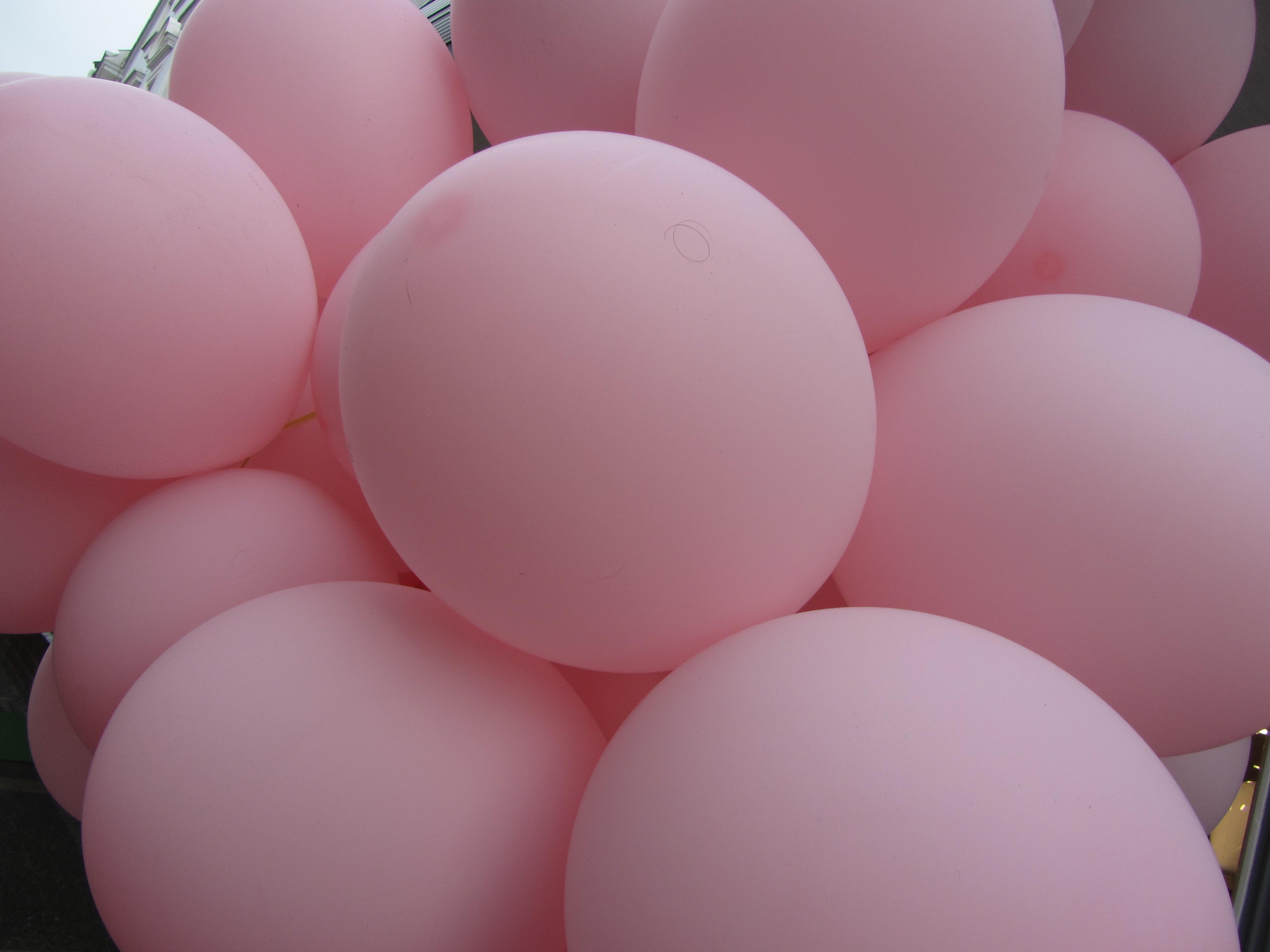 Party-Ballons in Lippstadt - fotografierte von Hotel und Appartement Haus Stallmeister in LIppstadt