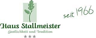 Logo Hotel Pension & Appartement Haus Stallmeister in Lippstadt Bad Waldliesborn