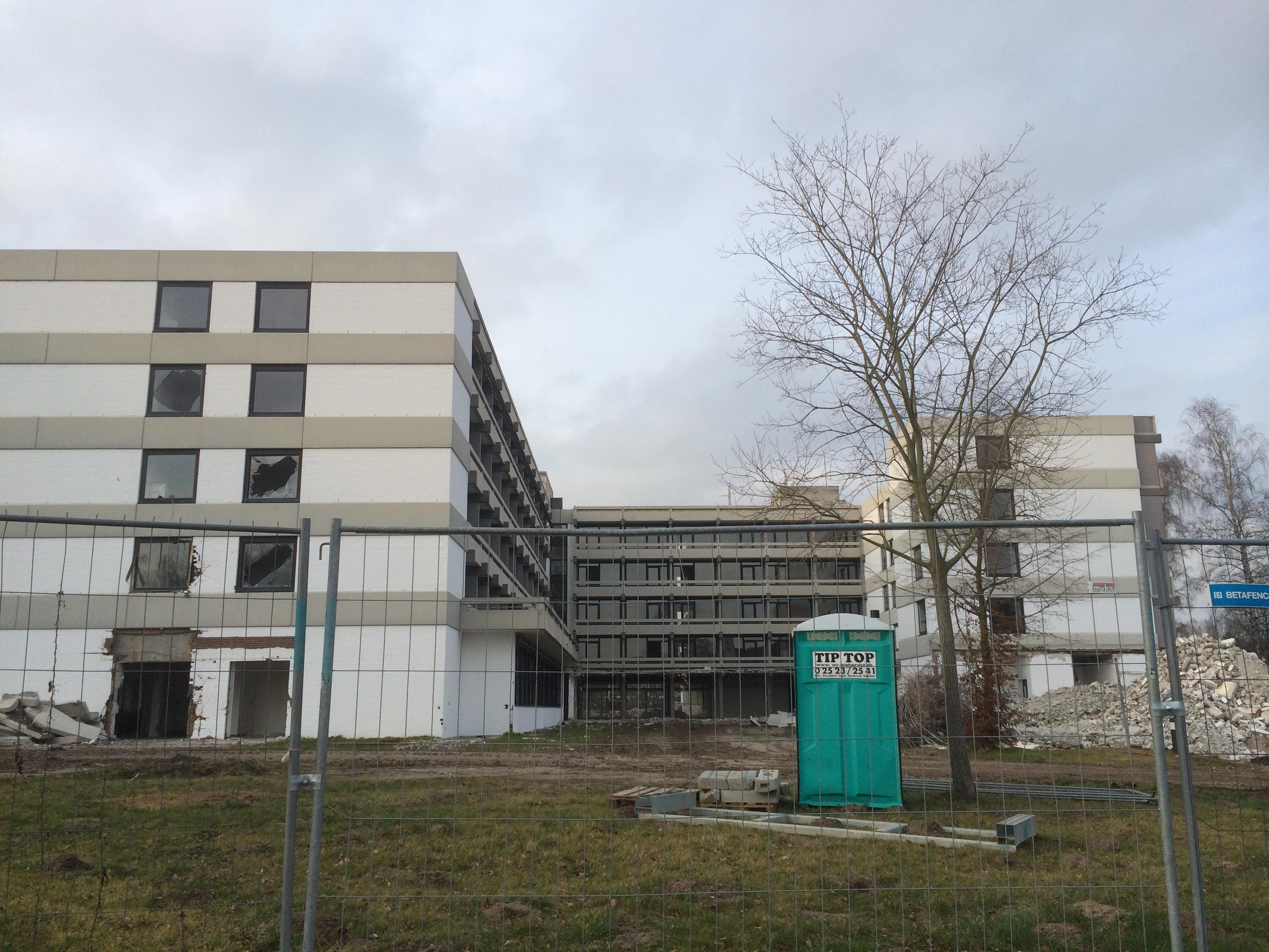 Kreuzkampklinik Lippstadt Bad Waldliesborn