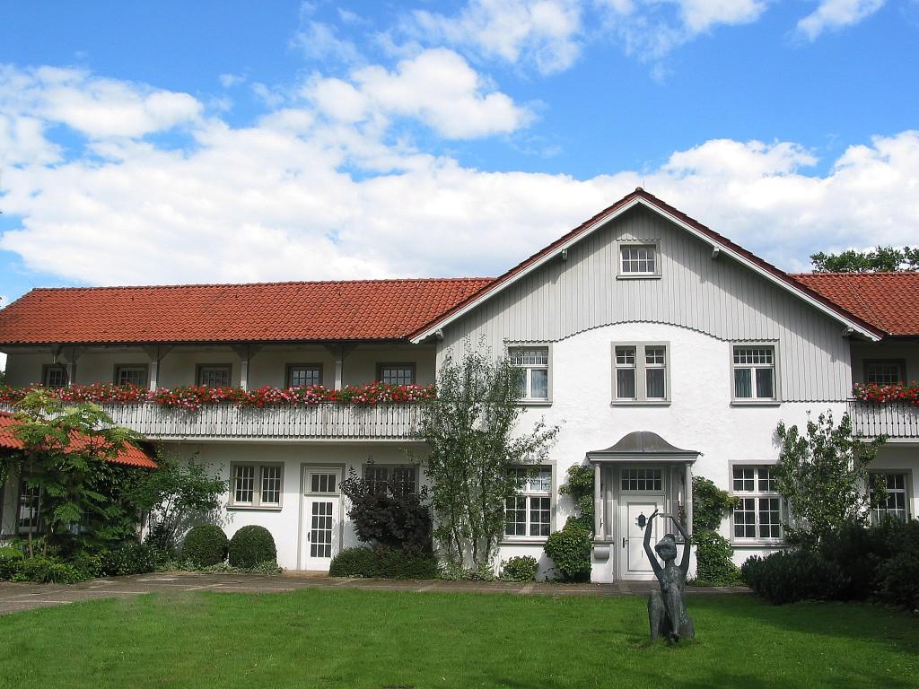 Bad Waldliesborn Lippstadt Badehaus_Tag