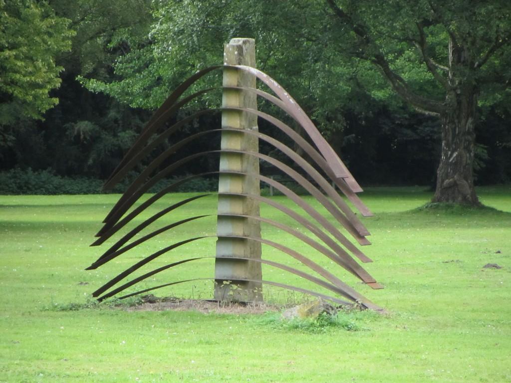 Termine Bad Westernkotten Erwitte Kurpark Kunst Skulptur