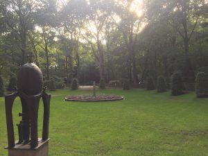 Skulpturen im Kurpark Bad Waldliesborn
