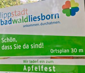 Apfelfest Bad Waldliesborn Fest Herbst 3