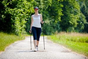 Parks: Nordic Walking Route beim Hotel Lippstadt finden