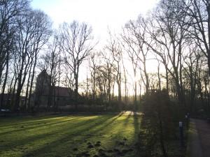 Geo-Caching Bad Waldliesborn Lippstadt Kirche Kurpark Helle