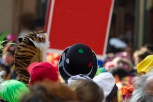 Karnevalsumzug Lippstadt und Umgebung feiert Karneval mit Urlaubern