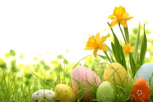 der Frühling kann kommen - Frühlingsmarkt bei Lippstadt für Urlauber