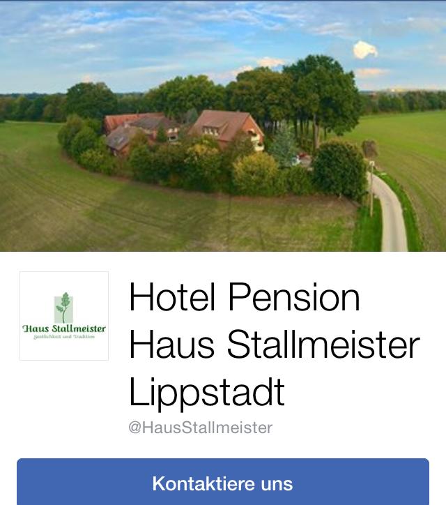 Hotelbewertungen auf Facebook - Hotel Pension & Appartements Haus Stallmeister
