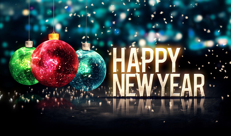 Einen guten Rutsch in das neue Jahr!