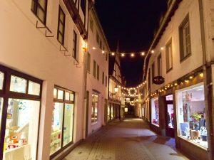 Lippstadt bei Nacht