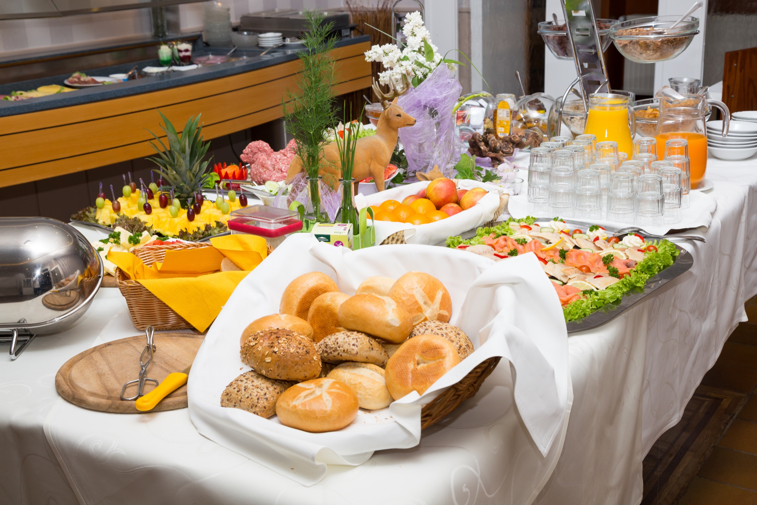 Brunch in lippstadt und umgebung hotel pension haus for Alternative zum haus