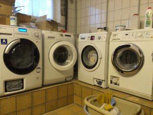 Waschsalon Hotel Pension Haus Stallmeister - Wäscheservice für Gäste