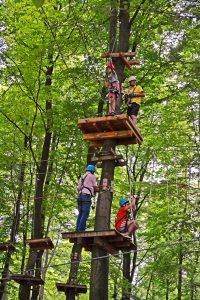 Kletterpark in Soest - Ausflugstipp für Hotelgäste