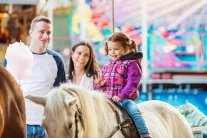 (Halfpoint/Shutterstock.com) Funfair in Lippstadt - fun for the whole family