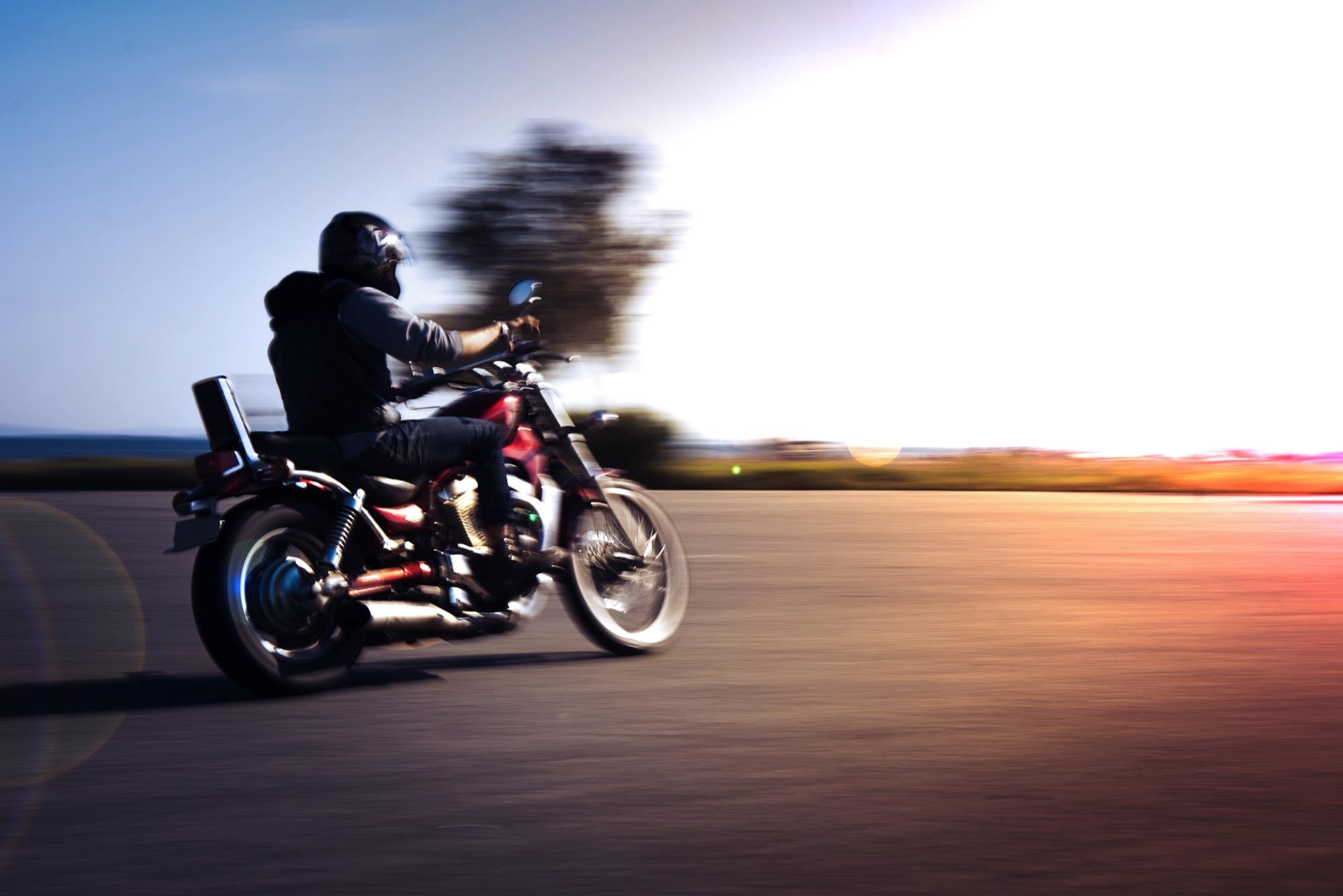 (arda savasciogullari/Shutterstock.com) Motorradstrecken in der Nähe von Hotel Haus Stallmeister