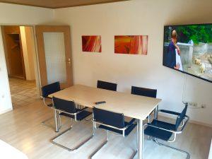Apartments Lippstadt für 6 Personen mit großem Fernseher