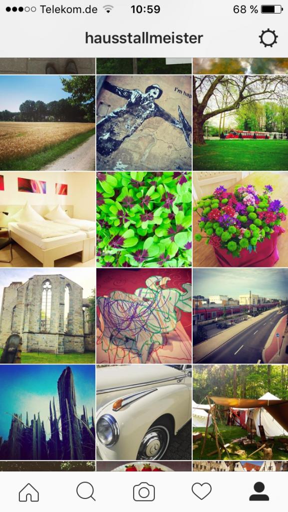 Hotel Haus Stallmeister bei Instagram