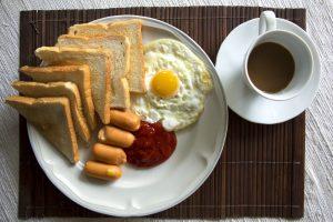 Frühstück Bad Waldliesborn in der Nähe vom Hotel