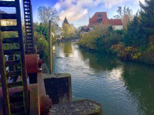 Kajak fahren Lippstadt Burgmühle