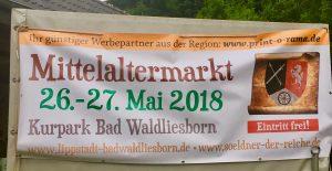 Mittelaltermarkt - Eine Reise in eine andere Zeit