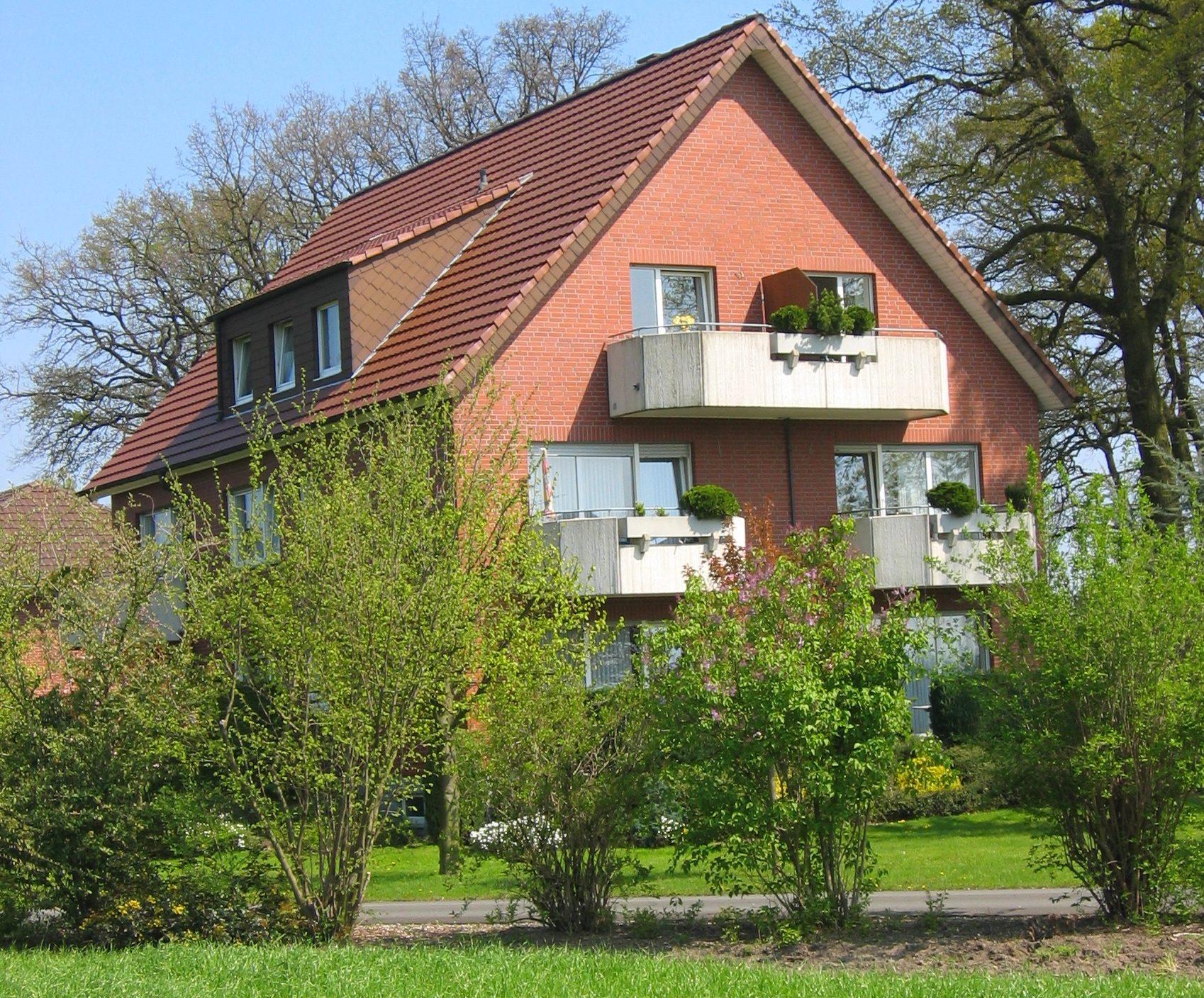Unweit von Haus Stallmeister befindet sich die Burgbühne in Oelde