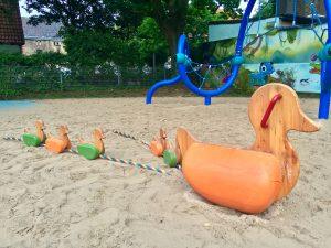 Urlaub mit Kind Spielplatz im Grünen Winkel Lippstadt
