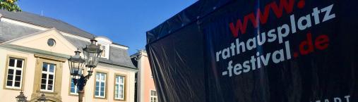 Rathausplatz-Festival 2018 in Lippstadt