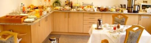 Veranstaltungsraum in Pension Haus Stallmeister bei Lippstadt