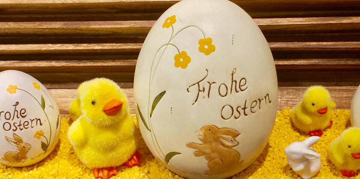 Hotel Haus Stallmeister wünscht Frohe Ostern!