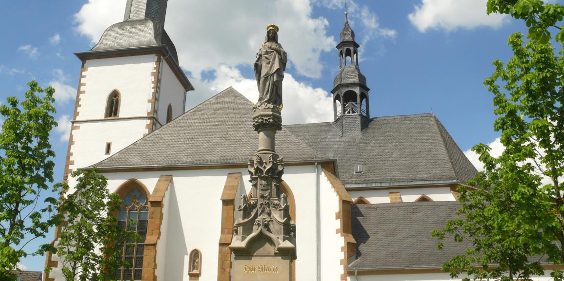 Kirchen in Lippstadt und Umgebung