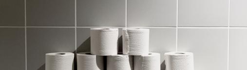 Ausstattung der Hotel-Badezimmer Haus Stallmeister