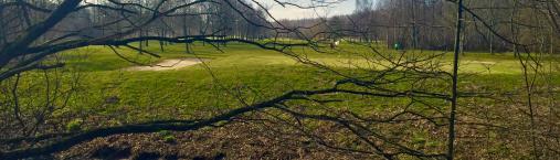 Golfplatz in der Nähe vom Hotel