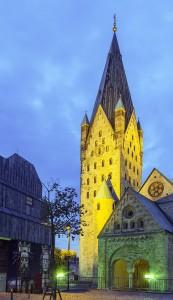 Paderborn bei Lippstadt Dom für Hotelgäste