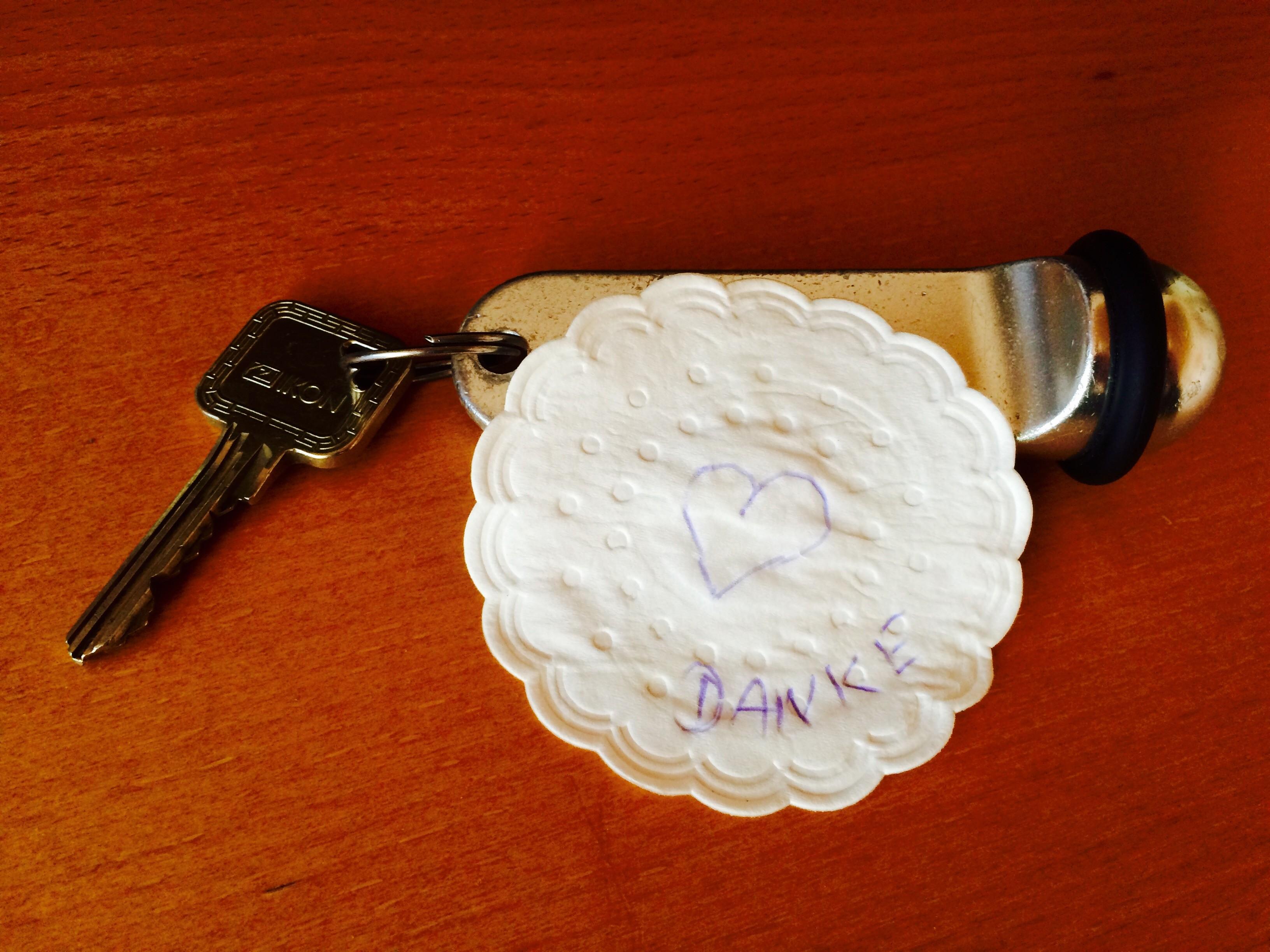 Hotel Pension und Appartement Haus Stallmeister Lippstadt - Danke von einem Hotelgast
