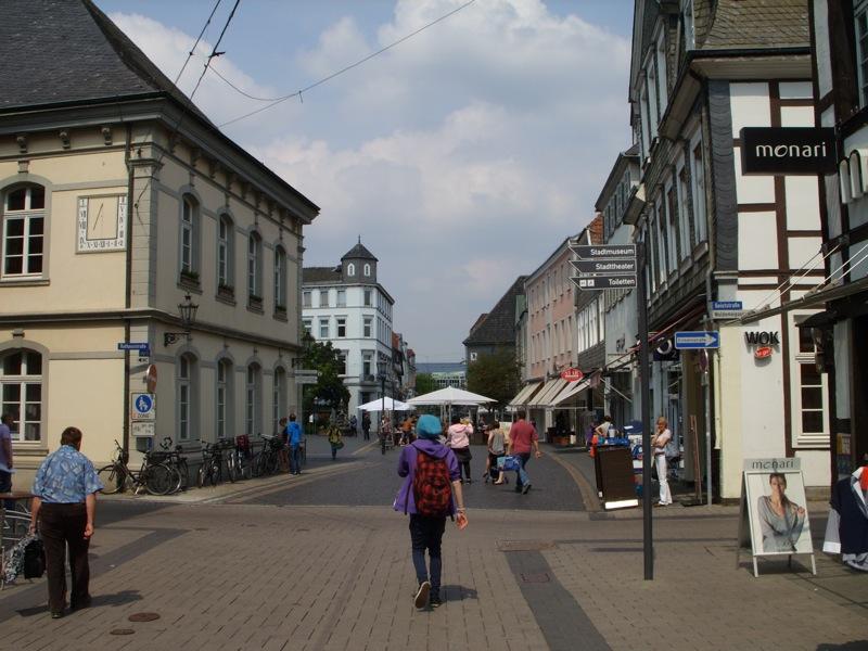 Lippstadt Culinaire Rathausplatz verkaufsoffen