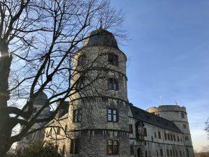 Wewelsburg in Büren Hotel Haus Stallmeister Lippstadt