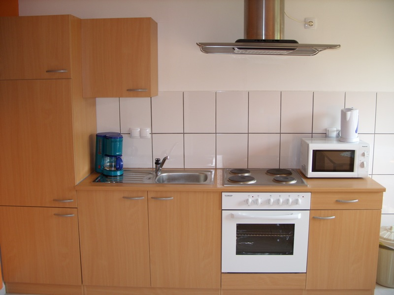 Apartments Lippstadt Haus Stallmeister Bad Waldliesborn Küche