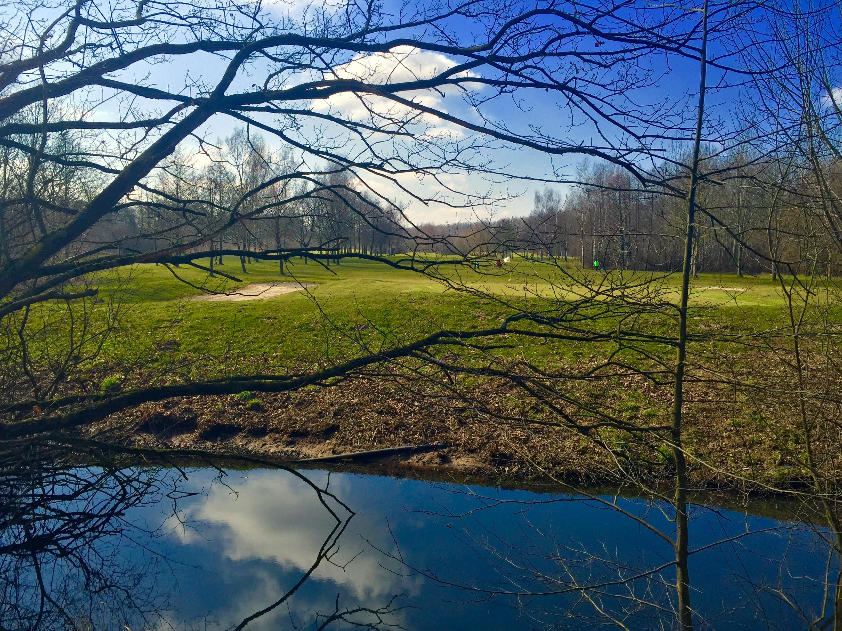 Golfplatz Bad Waldliesborn in der Nähe von Hotel Pension & Appartements Haus Stallmeister bei Lippstadt