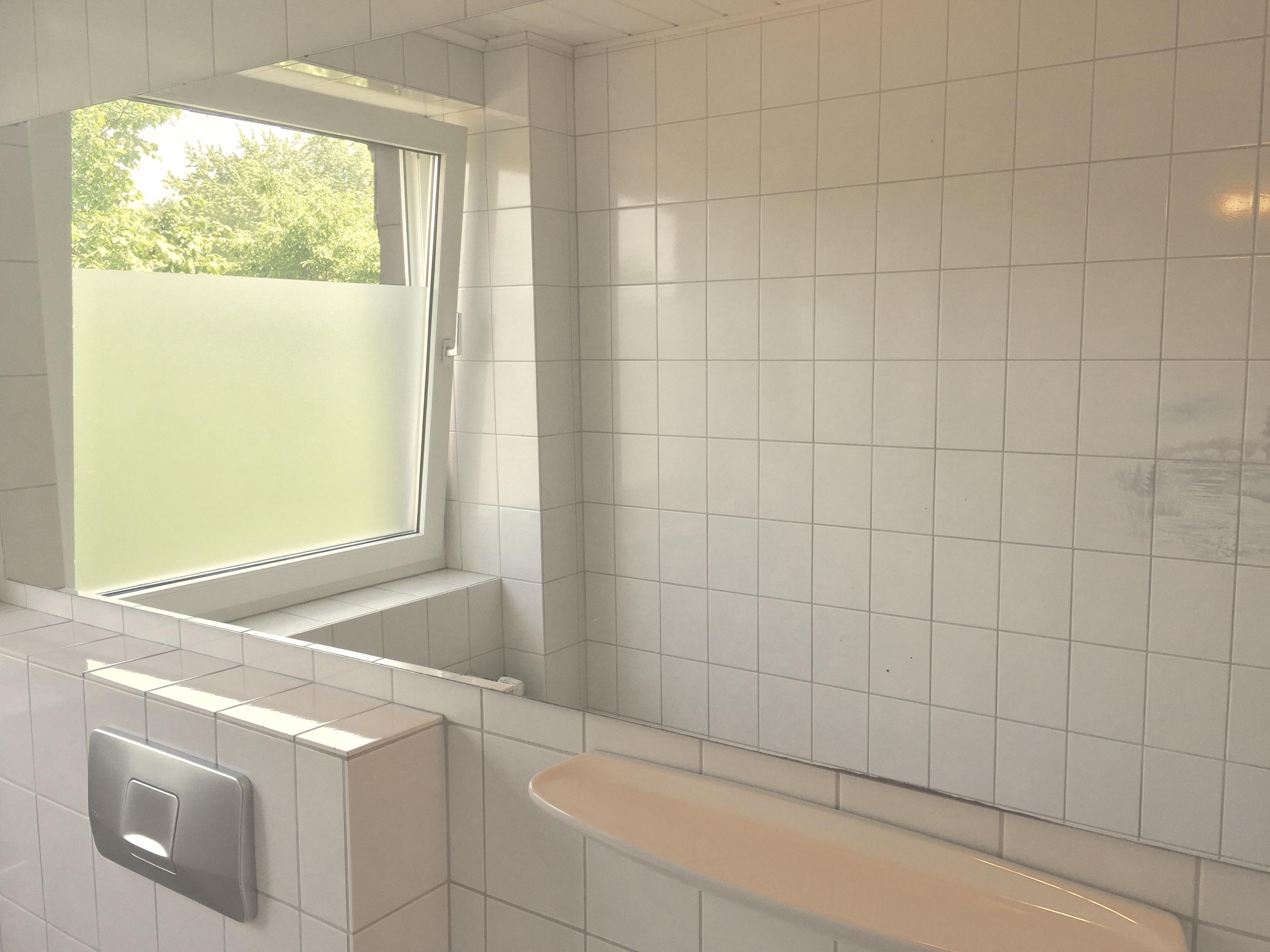 Ausstattung der Hotel-Badezimmer Haus Stallmeister Lippstadt
