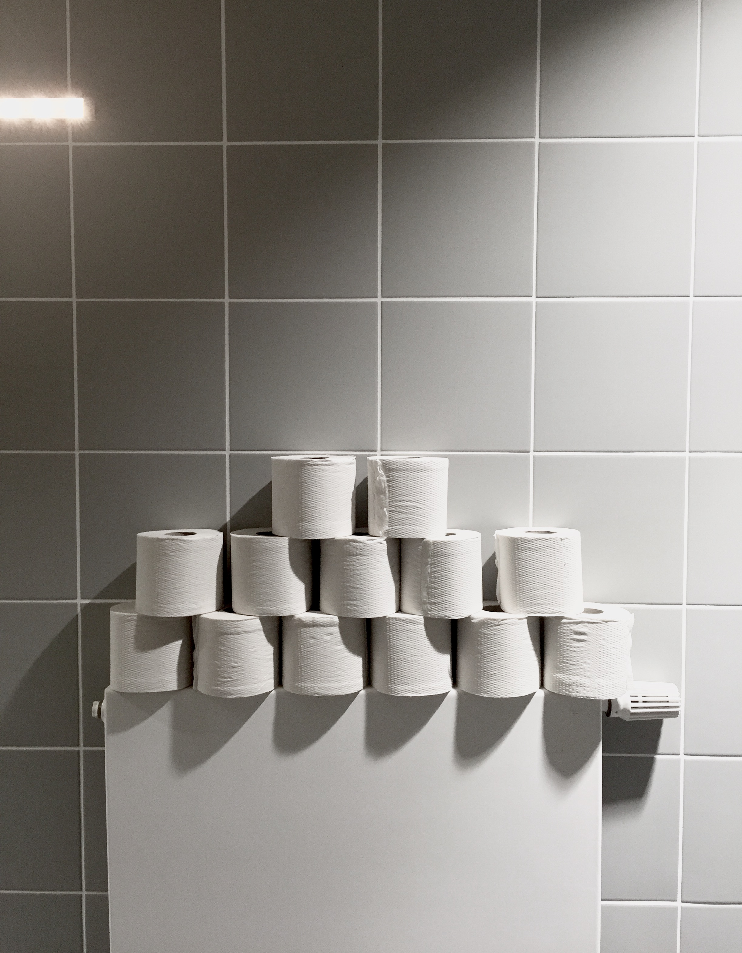 Ausstattung Hotel-Badezimmer Haus Stallmeister Lippstadt