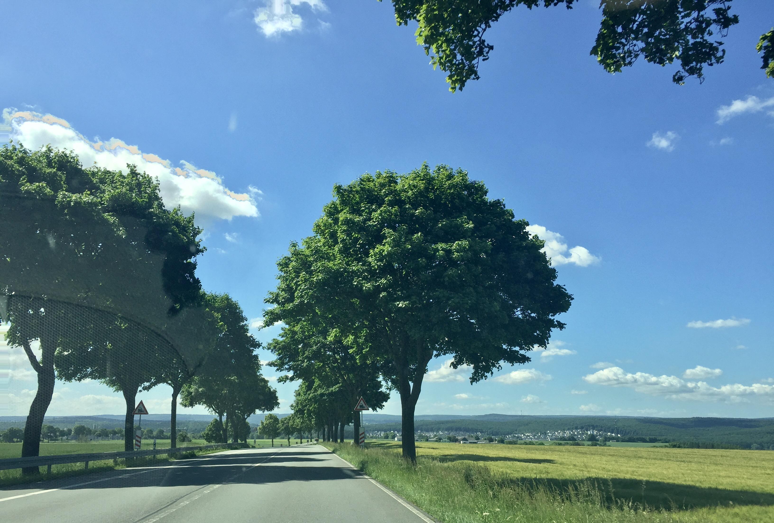Motorrad Strecken in der Umgebung von Lippstadt - Hotel Haus Stallmeister
