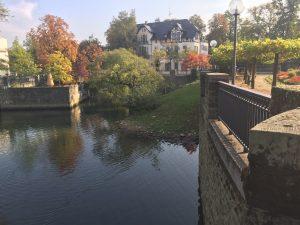 Park in der Nähe vom Hotel - Grüner Winkel Lippstadt