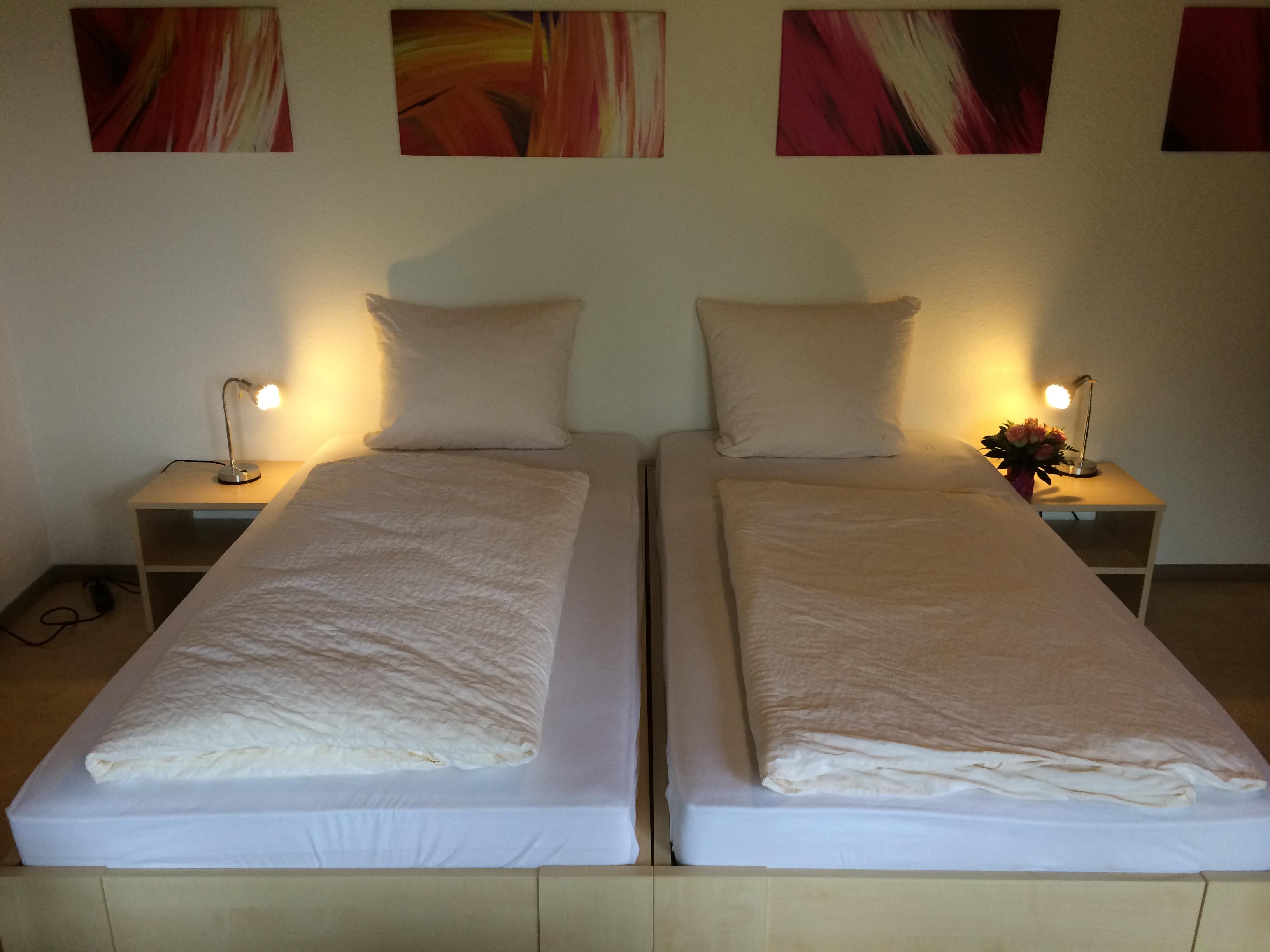 Doppelzimmer im Hotel Haus Stallmeister