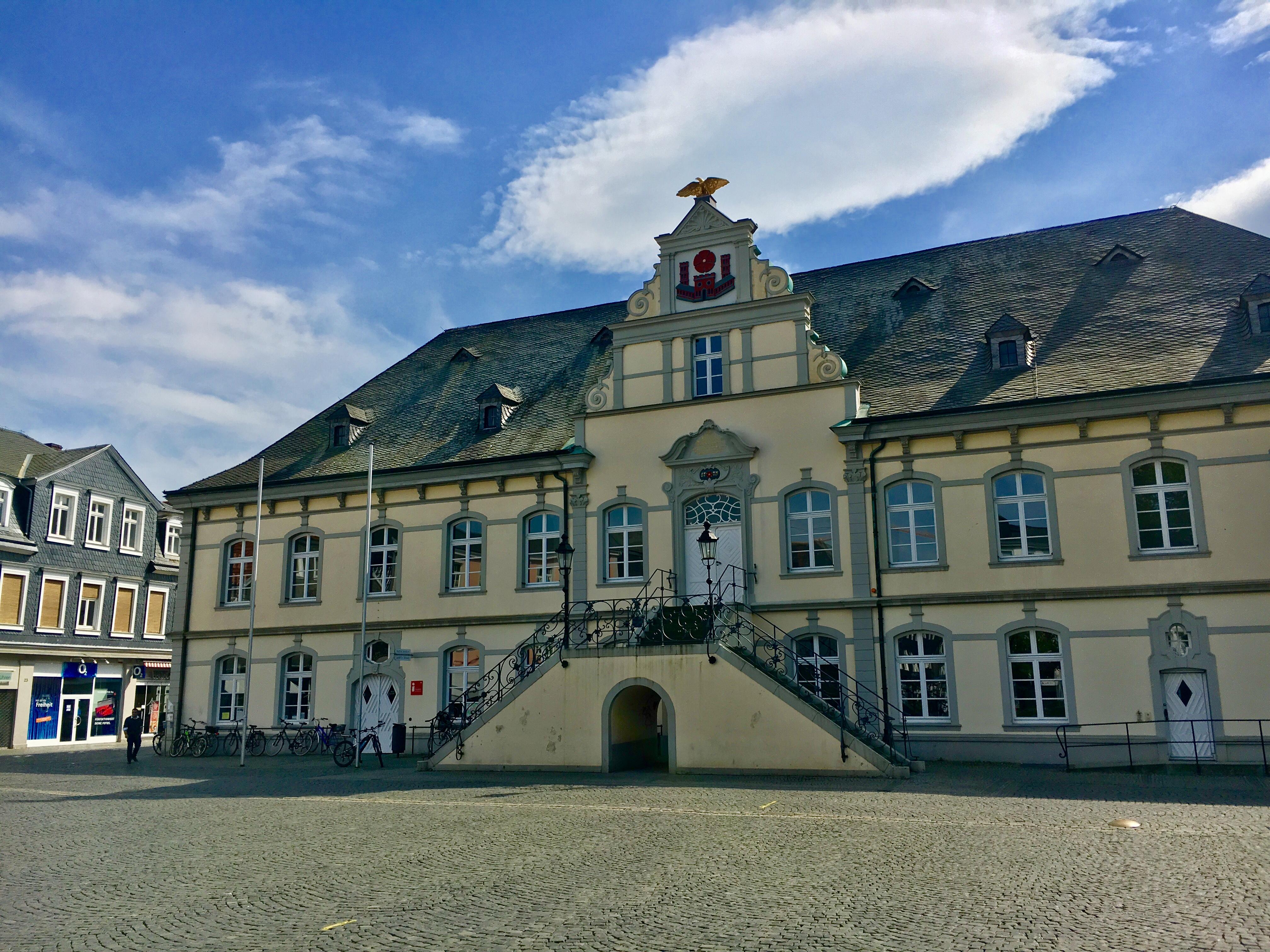 Altstadtlauf - Hotel & Appartement Haus Stallmeister in Lippstadt
