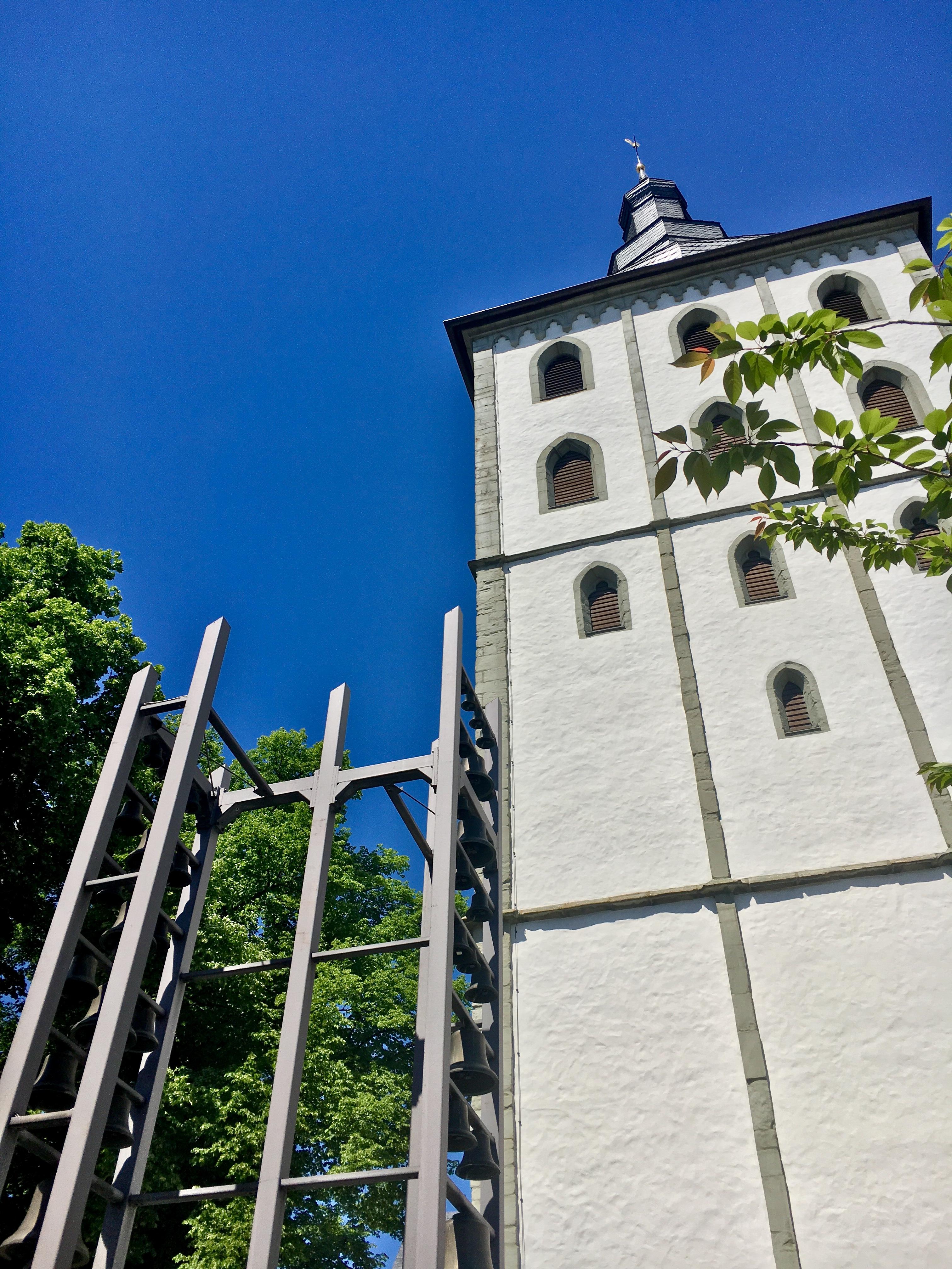 Glockenspiel Lippstadt für Hotelgäste - Hotel Pesnion & Appartement Haus Stallmeister