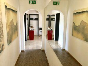 Dekoration Haus Stallmeister Hotel Rezeption Lippstadt