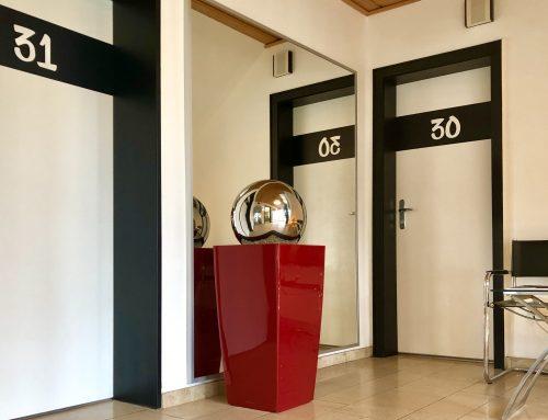 Dekoration im Hotel Haus Stallmeister