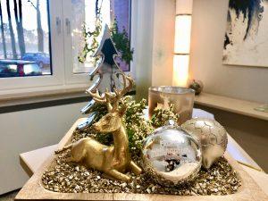 Weihnachtsdekoration Lippstadt Haus Stallmeister